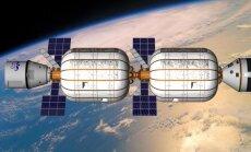 Bigelow on ette näinud isegi täispuhutavatest moodulitest kosmosejaama rajamist.