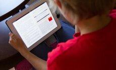 Lapsed ja tahvelarvutid