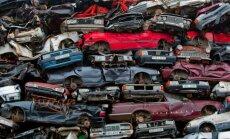 Surnud autode grupipilt