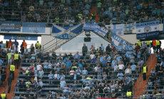 VIDEO: Madridi politseinikud peksid Manchester City fänne rusikatega
