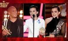"""MTV filmi - ja teleauhinnad on jagatud: """"Kaunitar ja koletis"""", """"Kiired ja vihased"""" ja """"Kao ära"""" domineerisid"""