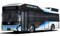 Toyota vesinikbussid võtavad üle Tōkyō linnaliinid ja kui vaja, siis ka elektritootmise