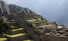 Populaarseim vaatamisväärsus maailmas on Machu Picchu