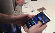 Huawei esitles Londonis oma 2015. aasta tipptelefone P8 ja P8 Max