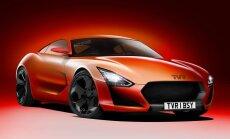 Briti ikoonilise sportautotootja TVR uus mudel on kuni 2018. aastani välja müüdud