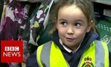 Tõeline kangelane! Nelja-aastane tüdruk helistas hädaabinumbrile ja päästis oma ema elu