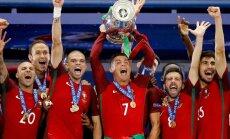 ФОТО и ВИДЕО: Португалия победила Францию в финале чемпионата Европы