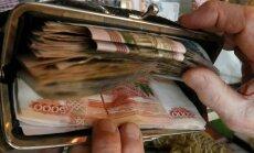 Uuring: 80% venemaalastest usuvad, et riigis on majanduskriis ja elu on kõvasti kallimaks läinud
