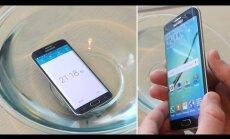 Samsung Galaxy S6 edge on paremgi kui reklaamitud!