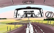 Väikese joobega vahele jäänud autojuhte õpetatakse liikluses toimuvat edaspidi selgema pilguga vaatama.