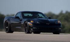 Kiireim elektriauto pole ükski Tesla, hoopis uue hingamise saanud Corvette