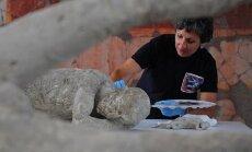 Шокирующая выставка тел жертв извержения вулкана в Помпеях