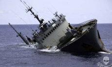 VIDEOD: Kas oled näinud laeva uppumas? Kui ei, siis vaata siit