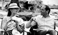 Hurmav GALERII: Leiti haruldased fotod verinoorest Audrey Hepburnist päikese käes
