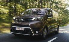 WhatCari proovisõit: Toyota Proace Verso on vana tuttav uues kuues