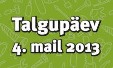 Teeme Ära talgupäev toimub  4. mail 2013