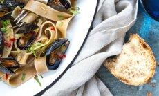 Üllata lähedasi: valmista õhtusöögiks sinimerekarbipasta