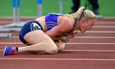 Valus hoop: karmist vigastusest taastunud olümpiavõitja ei saa ikkagi Rios võistelda