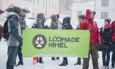 Petitsioon karusloomafarmide keelustamise poolt üleandmine
