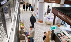 ФОТО: В Вильнюсе открылся новый рынок Benedikto turgus