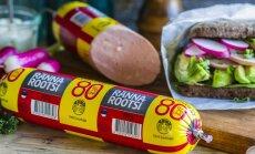 Eesti suurima lihasisaldusega vorst sai täidiseks kohaliku juustu