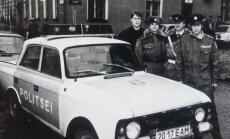 Tartu liikluspolitsei aastal 1991
