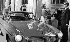 Rootsi kuningas ja tema autod - iga tavaline Volvo tingimata silma ei hakka