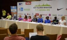 SEB Tallinna Maratonil tulevad starti nii olümpiasportlased kui tuhanded liikumisharrastajad