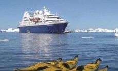 Kruiis hunnitute maastike keskel: Ocean Diamond hakkab sõitma ümber Islandi
