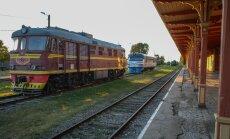 Raudteelased lähevad Toompeale meelt avaldama: kütuseaktsiisi tõusuga võib raudtee Eestist üldse ära kaduda!