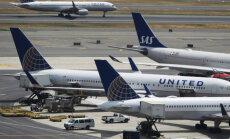 Kogu Unitedi lend evakueeriti maandumisrajal mootori tulekahju pärast