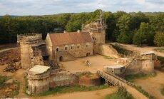 Во Франции построят средневековый замок ради привлечения туристов