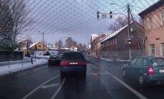 VIDEO: Tartu liiklus juba sama närviline kui Tallinna oma? Mitut rikkumist märkad?