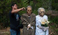 Шокирующие традиции. Прогулка с мумиями в Индонезии