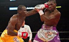 Stevenson Williams Boxing