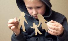 Lahutajate dialoog laste nimel