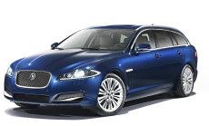 Uus Jaguar XF Sportbrake tuleb järgmise aasta keskel