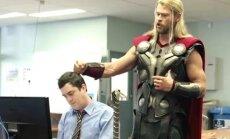 """VIDEO: Mida tegi Thor ja Hulk """"Kapten Ameerika: Kodusõja"""" ajal?"""