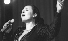 Singer Valentina Tolkunova
