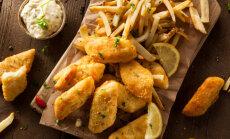 KIIRE ÕHTUSÖÖGI SOOVITUS: Täiuslik fish'n'chips väärtustab head kala ja mõnusalt krõbedaid kartuleid