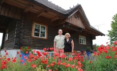 Vaiste rannahäärber, Õnne ja Jüri Vainukivi, Pärnumaa, 23.07 2015, Eesti kauneim maakodu 2015, konkurss