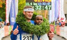 FOTOD: 61. Viljandi linnajooksul võidutsesid Tiidrek Nurme ja Lily Luik