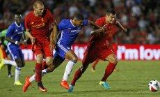 Kohtumine Liverpool - Londoni Chelsea