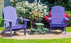 TEE ISE: kasulikke näpunäiteid aiamööbli värskendamiseks