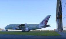 VIDEOD: vaata, kuidas pannakse kokku maailma suurimat reisilennukit Airbus A380