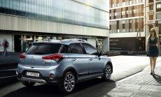 Hyundai i20 Active, üks korralik, suure(pärase) häälega väike krossover