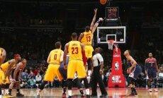 VIDEO: Punktiderohke põnevusetenduse võitis Washingtonis Cavaliers