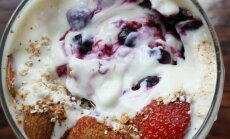 Maitsev ja tervislik: viis nutikat viisi Kreeka jogurti kasutamiseks