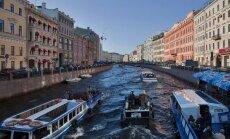 В Петербурге летом на месяц закроют проезд по каналам и рекам