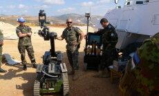Kui harjumuspärast vastast ei ole: Liibanon nõuab Eesti sõdurilt mõtteviisi muutust
